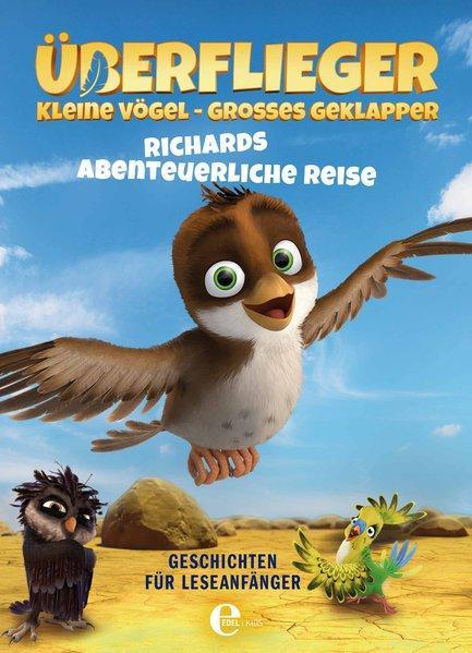 Überflieger - kleine Vögel, großes Geklapper - Für Leseanfänger (Mängelexemplar)