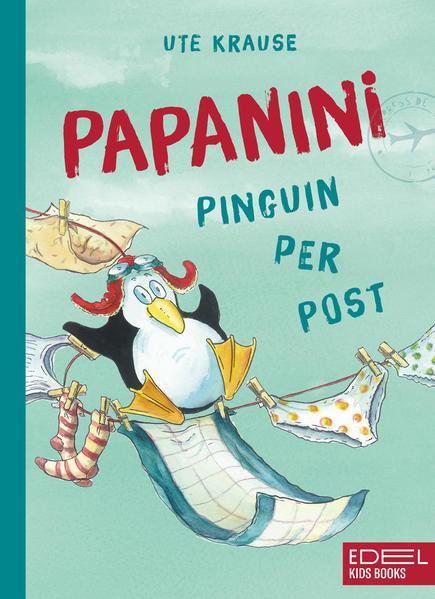 Papanini - Pinguin per Post (Mängelexemplar)