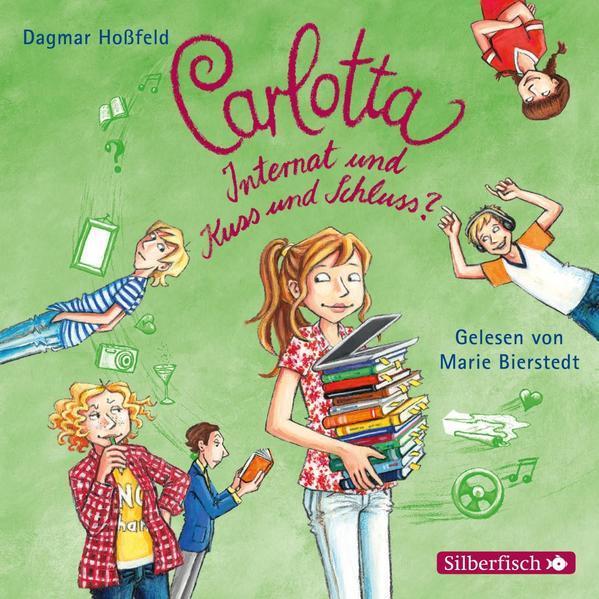Carlotta 8: Carlotta - Internat und Kuss und Schluss? - Hörbuch 2 CDs