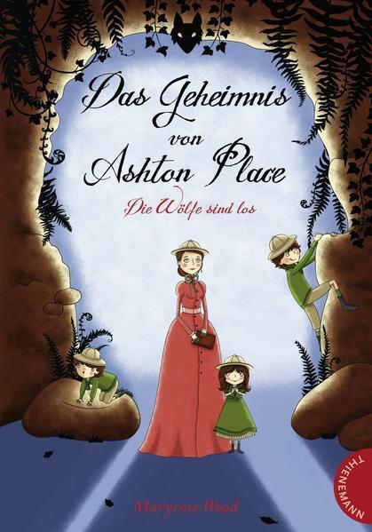 Das Geheimnis von Ashton Place 3: Die Wölfe sind los (Mängelexemplar)