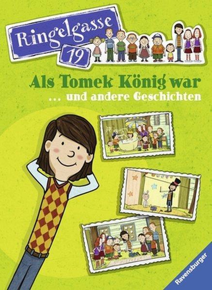 Als Tomek König war ... und andere Geschichten