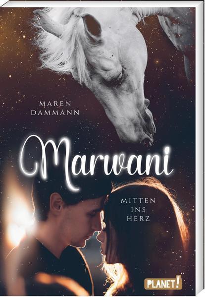 Marwani - Mitten ins Herz (Mängelexemplar)