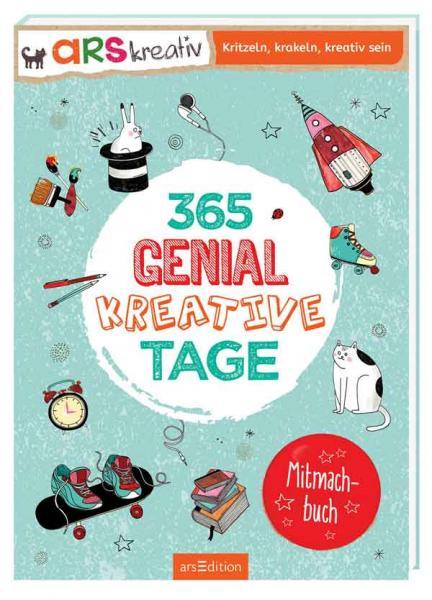 365 genial-kreative Tage - Ein Mitmachbuch