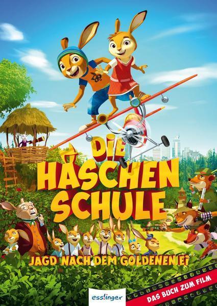Die Häschenschule - Jagd nach dem goldenen Ei (Mängelexemplar)