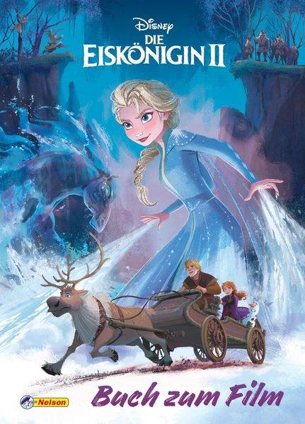 Disney Die Eiskönigin 2: Buch zum Film (Mängelexemplar)
