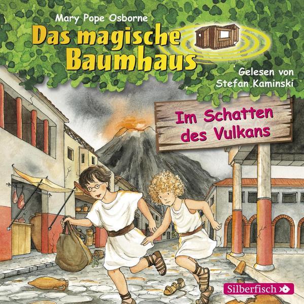 Im Schatten des Vulkans (Das magische Baumhaus 13) - Hörbuch 1 CD