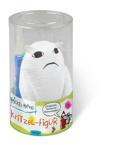 Aktion: Krickel-Krakel Kritzel-Figur Monster