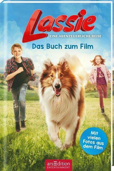 Lassie - Eine abenteuerliche Reise. Das Buch zum Film (Mängelexemplar)