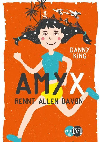Amy X - rennt allen davon (Mängelexemplar)