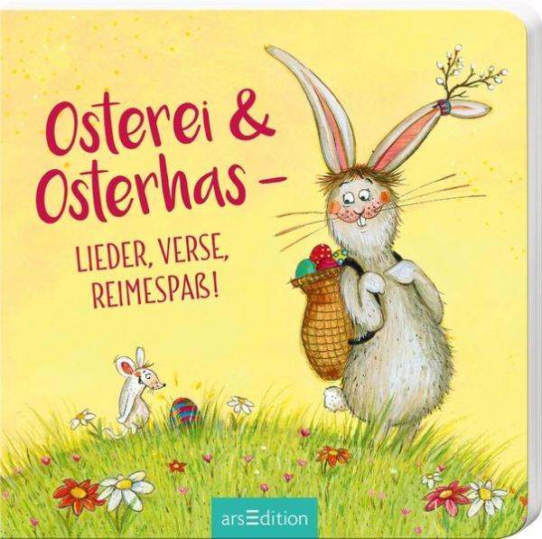 Osterei und Osterhas - Lieder, Verse, Reimespaß! (Mängelexemplar)