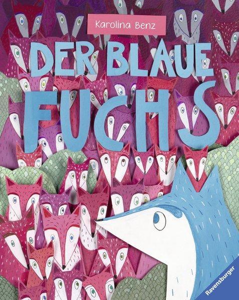 Der blaue Fuchs
