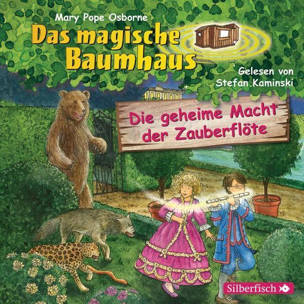 Die geheime Macht der Zauberflöte (Das magische Baumhaus 39) - Hörbuch 1 CD