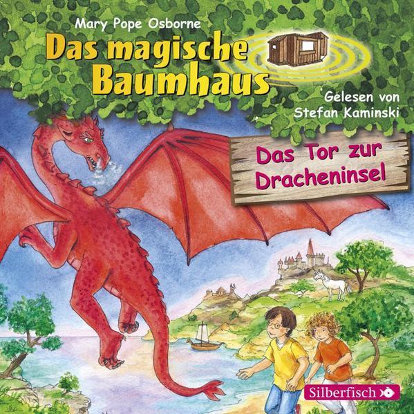 Das Tor zur Dracheninsel (Das magische Baumhaus 53) - Hörbuch 1 CD