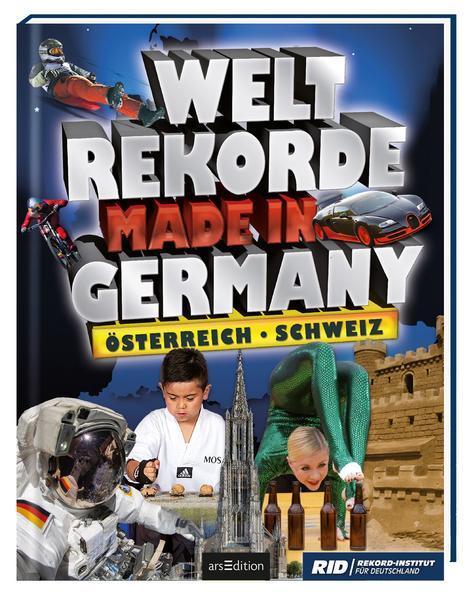 Weltrekorde Made in Germany, Österreich, Schweiz (Mängelexemplar)