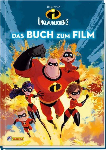 Disney Die Unglaublichen 2: Das Buch zum Film (Mängelexemplar)