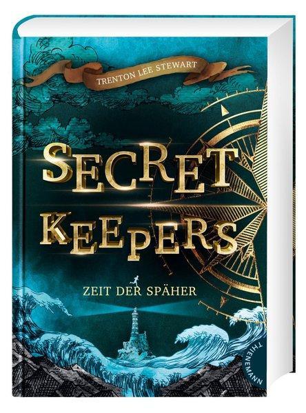 Secret Keepers 1: Zeit der Späher (Mängelexemplar)