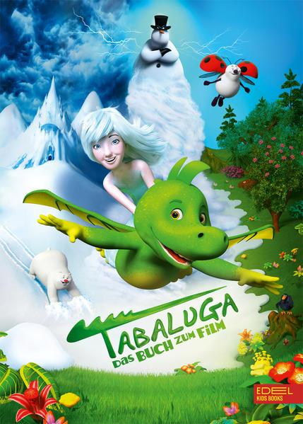Tabaluga - Das Buch zum Film (Mängelexemplar)