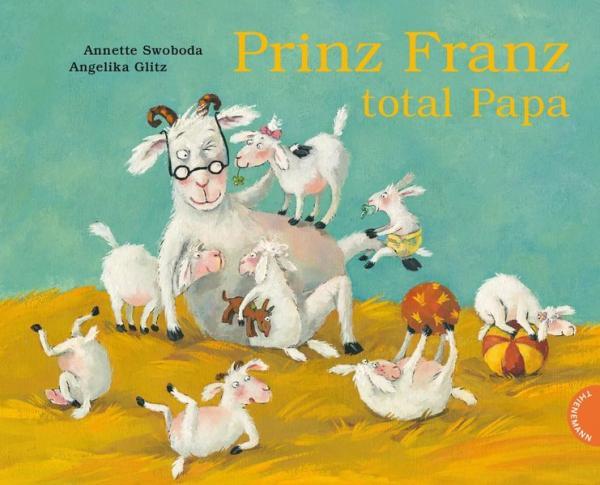 Prinz Franz total Papa (Mängelexemplar)