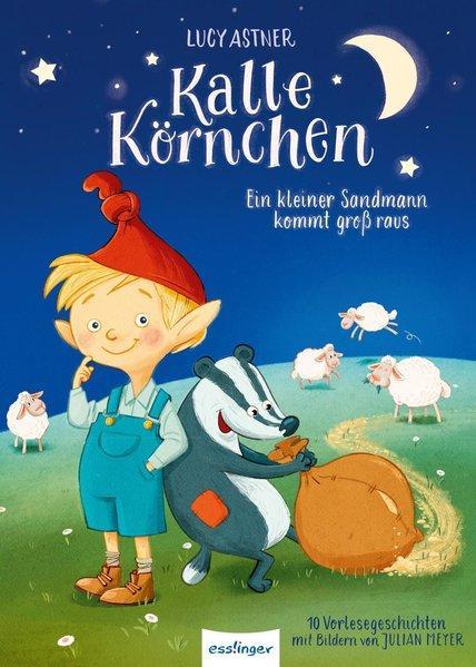 Kalle Körnchen: Kalle Körnchen - Ein kleiner Sandmann kommt groß raus (Mängelexemplar)