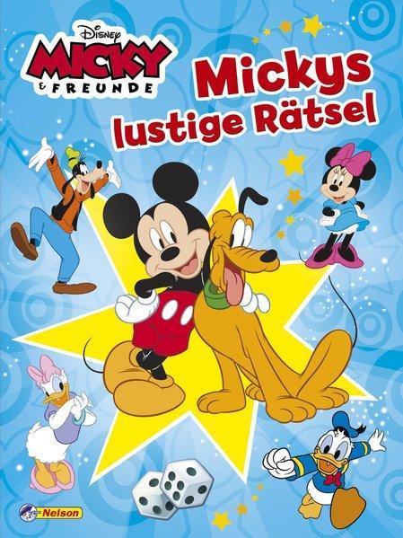 Disney Micky & Freunde: Mickys lustige Rätsel