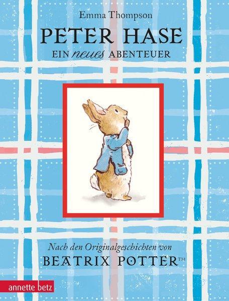Peter Hase - Ein neues Abenteuer - Geschenkbuch-Ausgabe (Mängelexemplar)