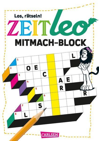 ZEIT LEO Mitmach-Block