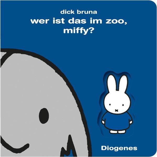 Wer ist das im Zoo, Miffy? (Mängelexemplar)