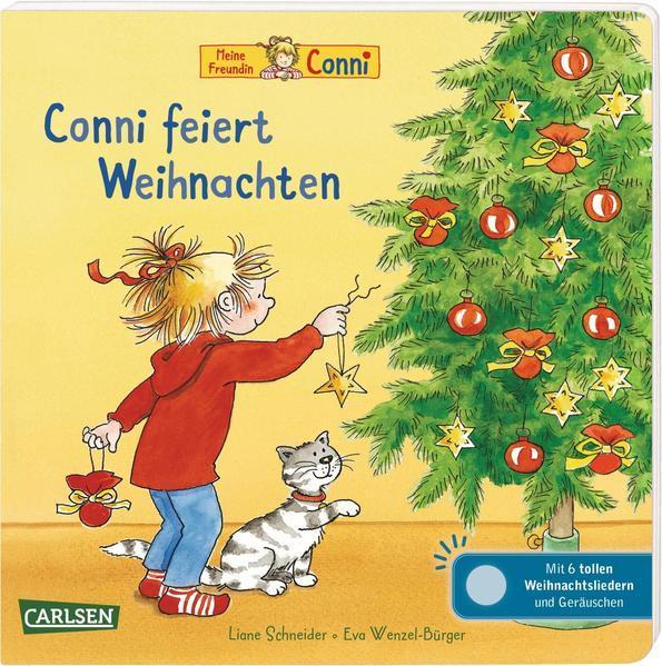 Hör mal (Soundbuch): Conni feiert Weihnachten (Mängelexemplar)