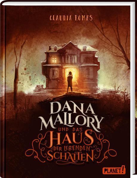 Dana Mallory - und das Haus der lebenden Schatten (Mängelexemplar)