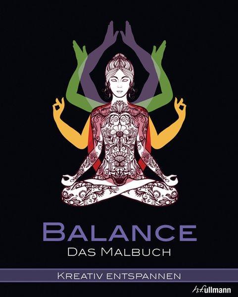 Kreativ entspannen: Balance (Mängelexemplar)