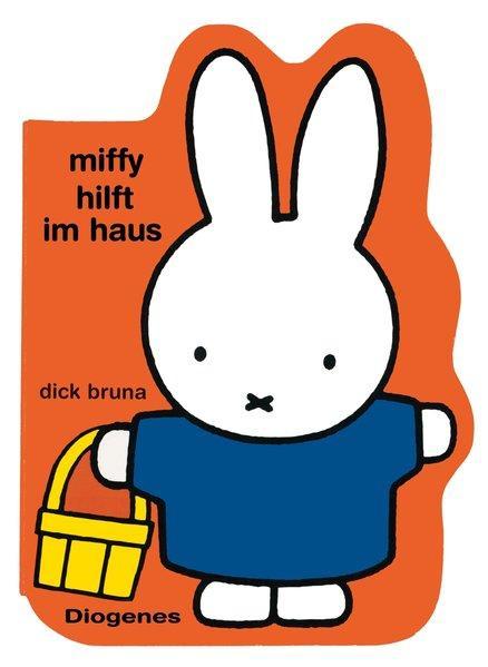 Miffy hilft im Haus (Mängelexemplar)