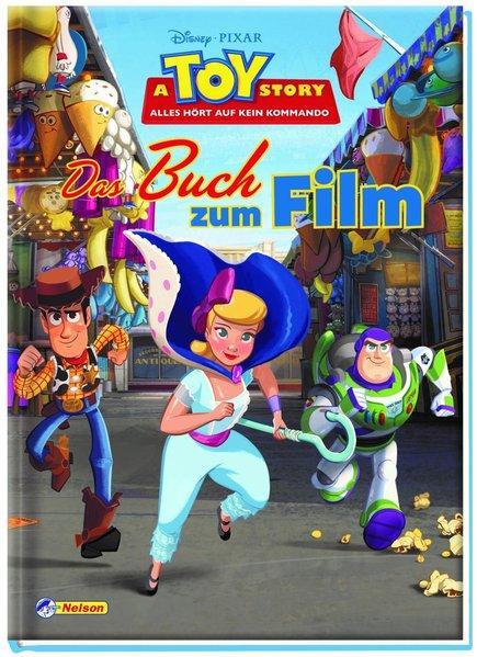 Toy Story 4 - Alles hört auf kein Kommando: Das Buch zum Film (Mängelexemplar)