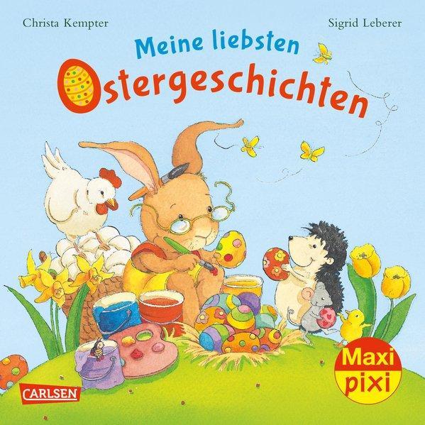 Maxi Pixi 242: Meine liebsten Ostergeschichten (Mängelexemplar)