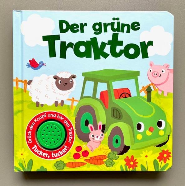 Der grüne Traktor - Soundbuch (Mängelexemplar)