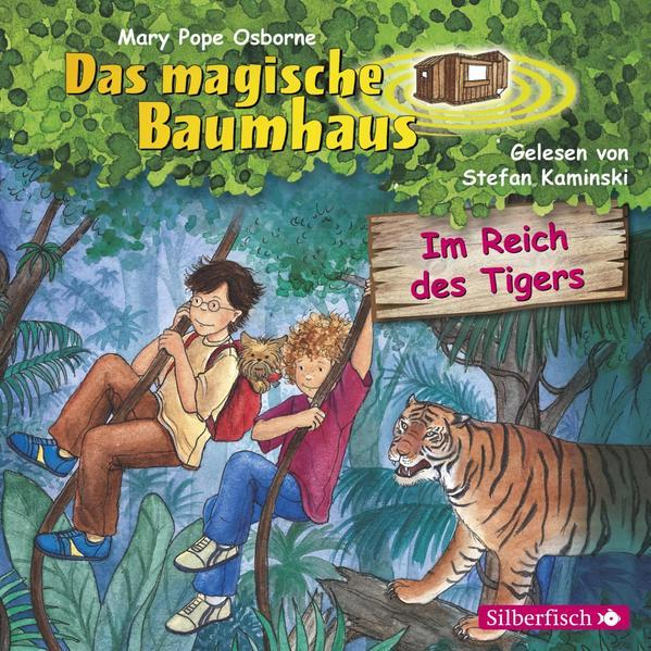 Im Reich des Tigers (Das magische Baumhaus 17)