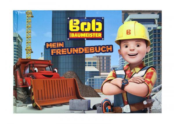 Bob der Baumeister: Freundebuch A5