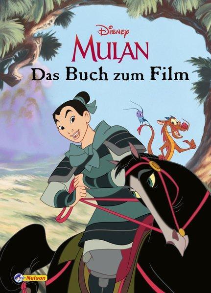 Disney Prinzessin: Mulan - Das Buch zum Film (Mängelexemplar)
