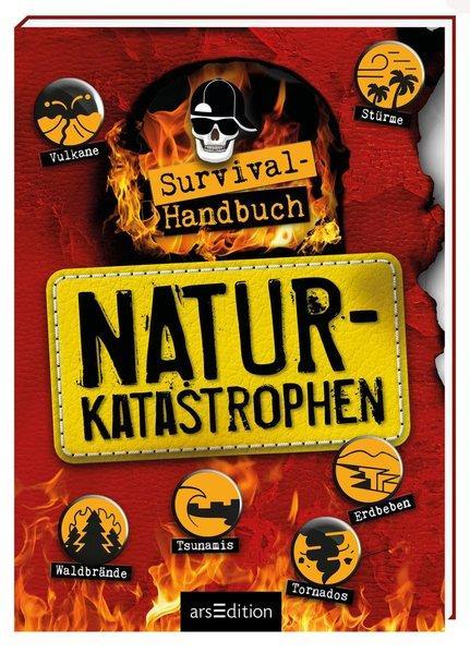 Survival-Handbuch Naturkatastrophen (Mängelexemplar)