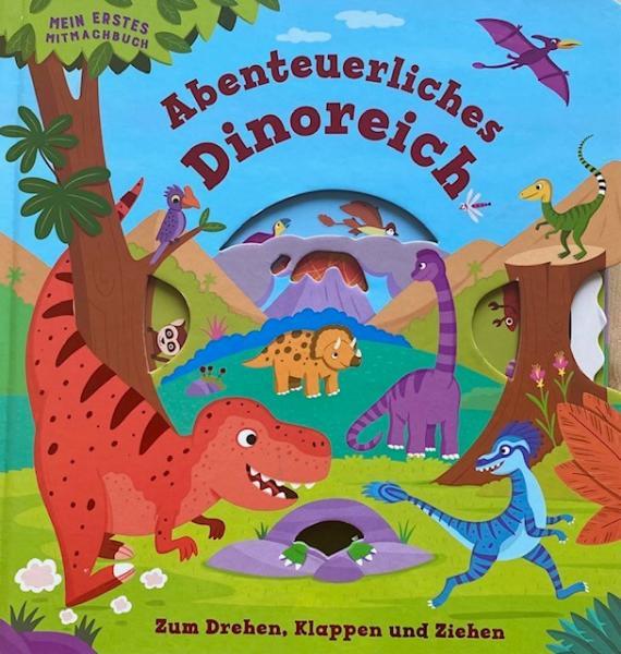 Abenteuerliches Dinoreich (Mängelexemplar)