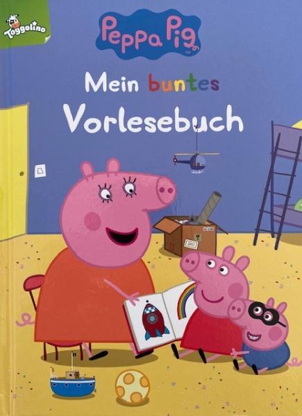Peppa Pig: Mein buntes Vorlesebuch (Mängelexemplar)
