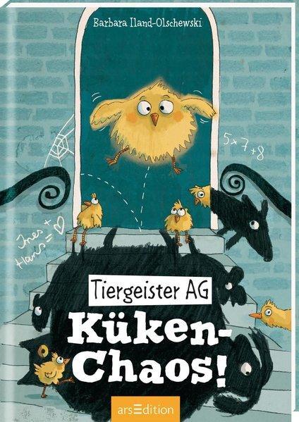 Tiergeister AG - Küken-Chaos! (Mängelexemplar)