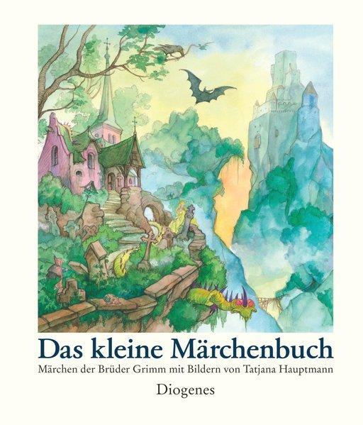 Das kleine Märchenbuch - Märchen der Brüder Grimm (Mängelexemplar)