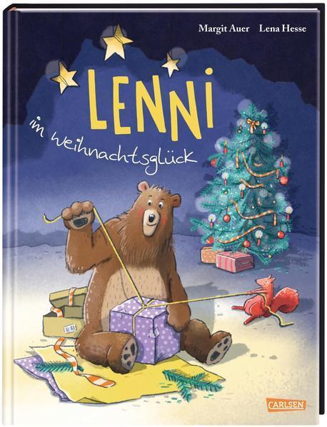 Lenni im Weihnachtsglück - Von Bestseller-Autorin Margit Auer (Mängelexemplar)