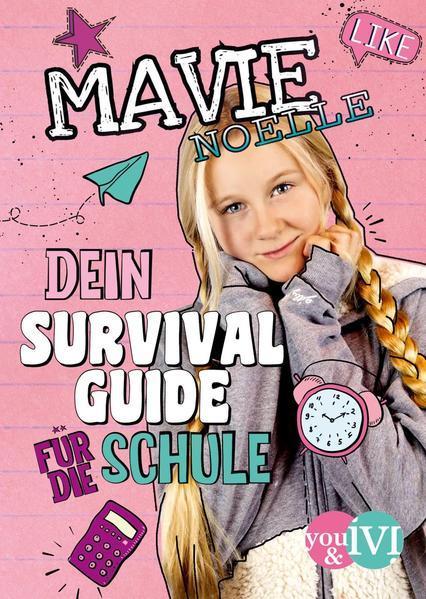 Dein Survival Guide für die Schule (Mängelexemplar)