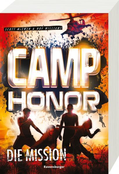 Camp Honor, Band 1: Die Mission (Mängelexemplar)