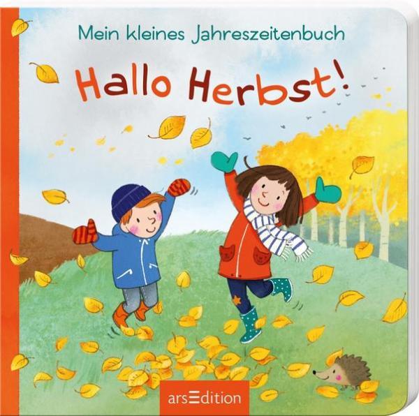 Mein kleines Jahreszeitenbuch - Hallo Herbst! (Mängelexemplar)