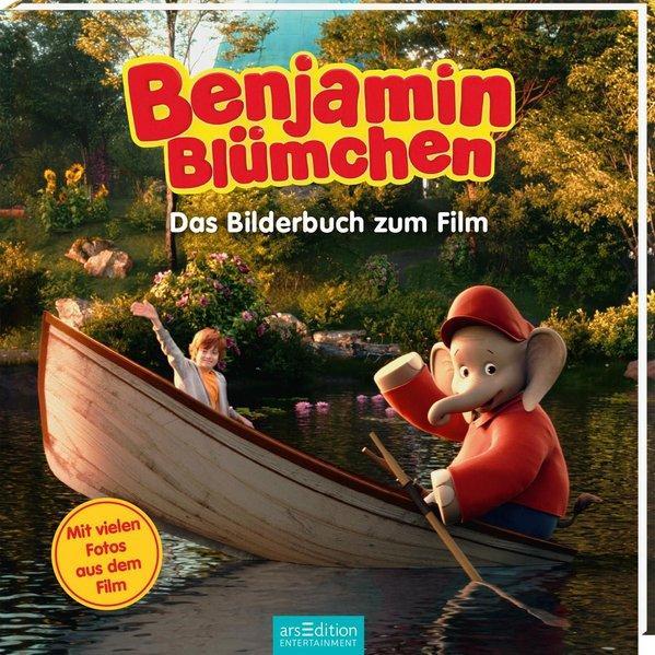 Benjamin Blümchen - Das Bilderbuch zum Film (Mängelexemplar)