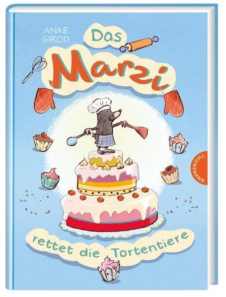 Das Marzi rettet die Tortentiere (Mängelexemplar)