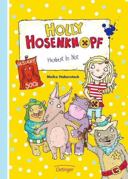 Holly Hosenknopf - Herbert in Not