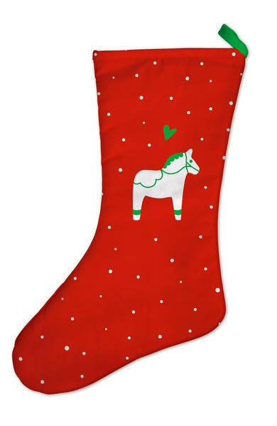 Weihnachtssocke